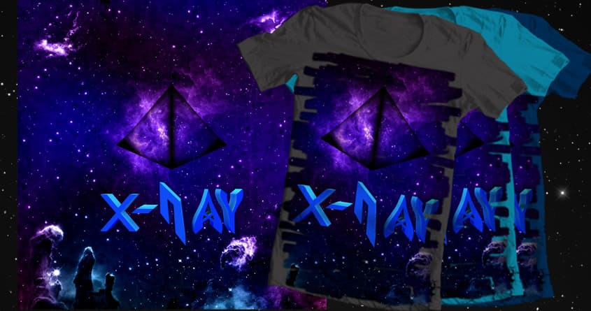 Infinite Universe by XRAYPROD on Threadless