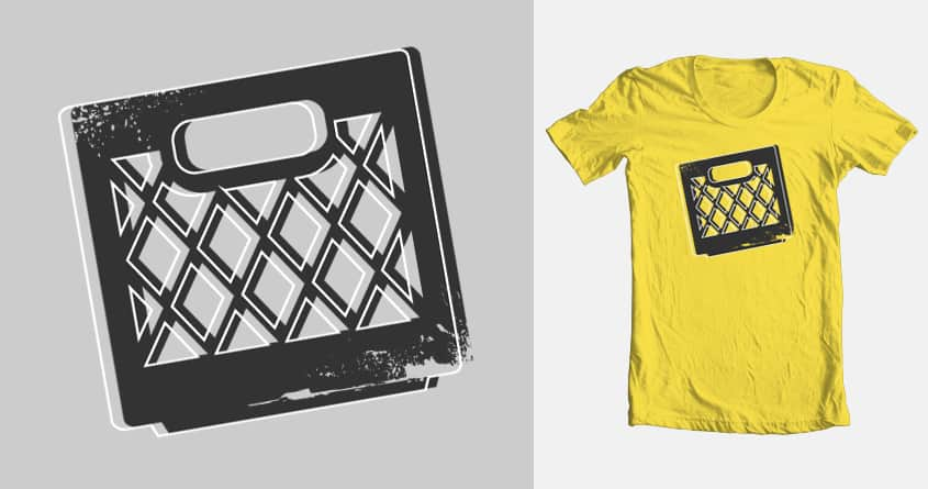 Crate by OpadaDesigns on Threadless