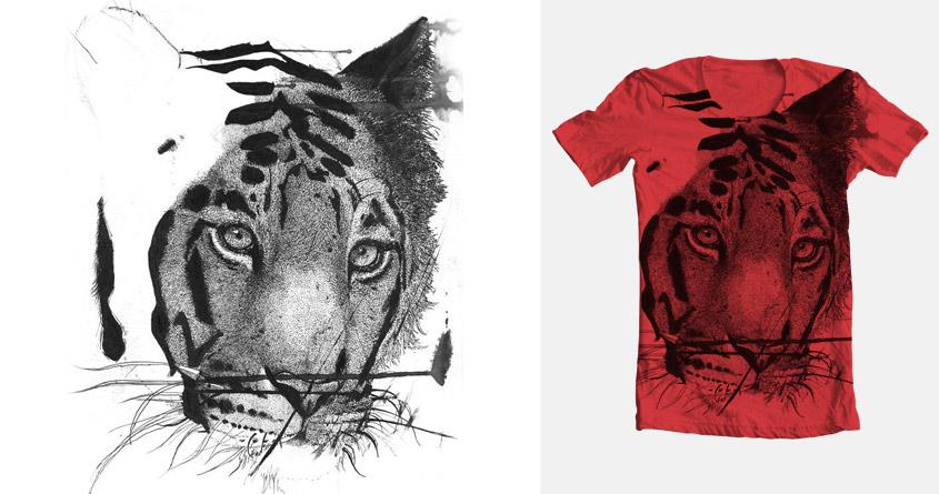 Bengal Tiger by bcarlson41 on Threadless