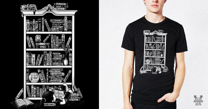 Time Goes By by alexmdc on Threadless