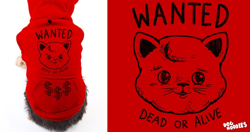Wanted by jeffreyg on Threadless