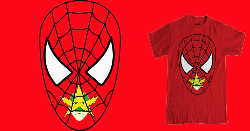 A Spiders Web by goliath72 on Threadless