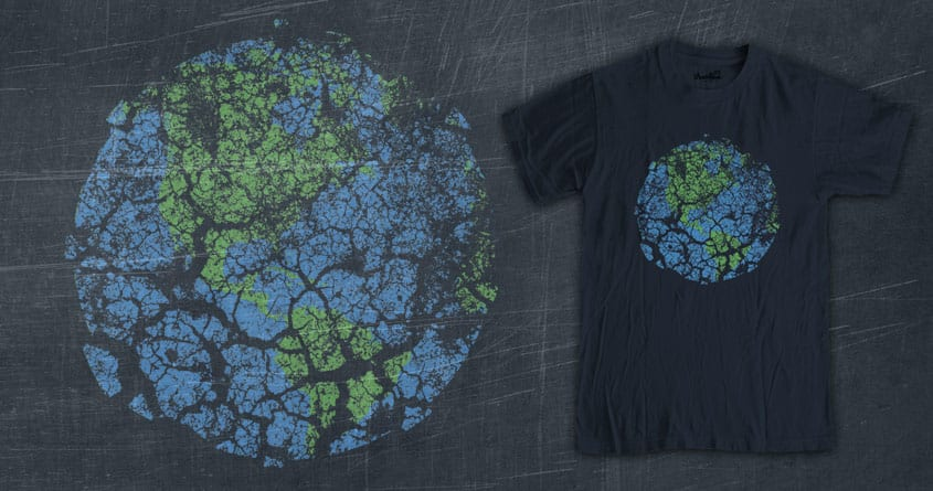 worn out world by jerbing33 on Threadless
