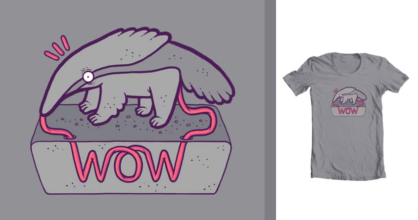 WOW by randyotter3000 on Threadless