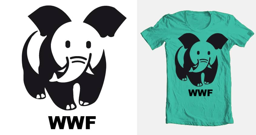 WWF by kang98 on Threadless