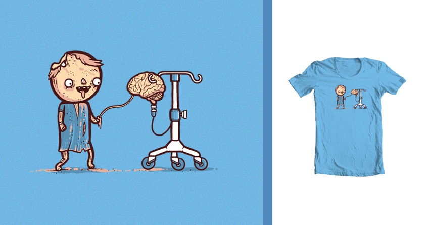 Zombie Drip by randyotter3000 on Threadless