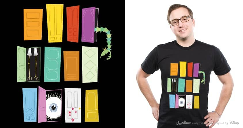 Behind Closed Doors by Tip Top on Threadless