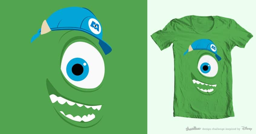 Mike Wasausky approved by davidsoez on Threadless