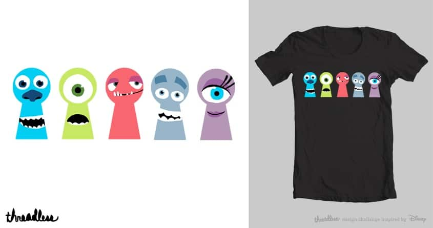 Hi there by hellofromthemoon on Threadless