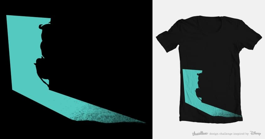 Peek-A-Boo! by Andr3wSal3 on Threadless