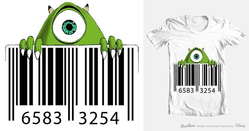 Barcode by gb-design on Threadless