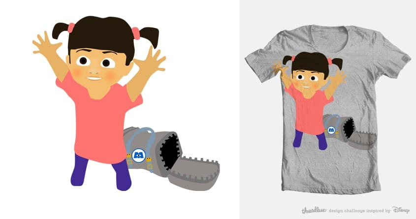 Ooklay in the Agbay by danieljstraub on Threadless