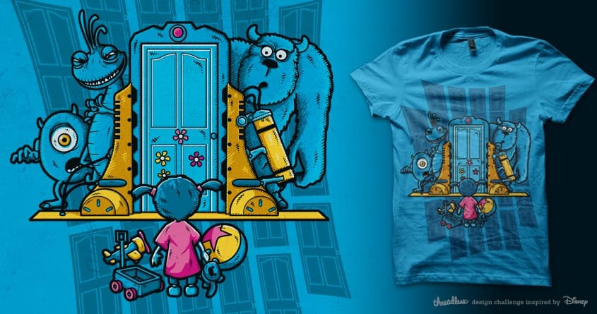 The Other Dimension by Letter_Q on Threadless
