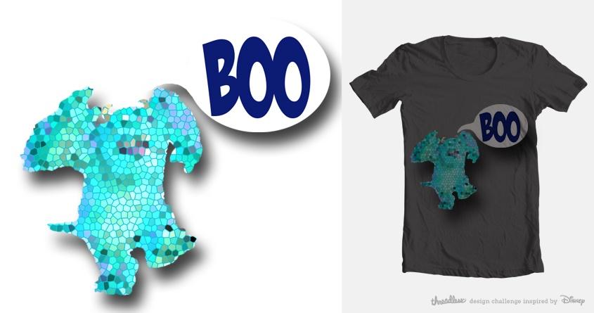BOO! by bradmx45 on Threadless