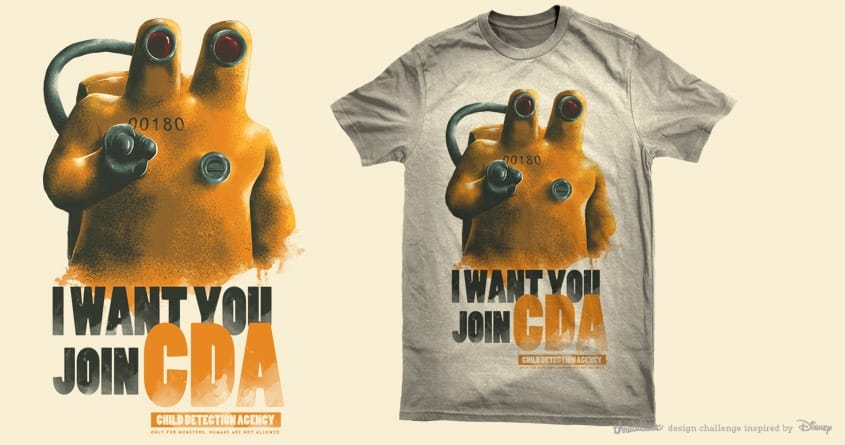 I want you join CDA by bokien on Threadless