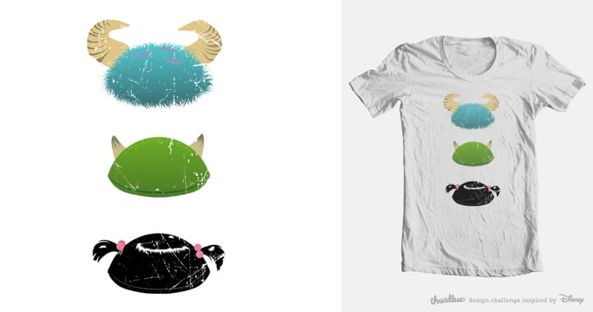 Headgear by pelitochulo on Threadless