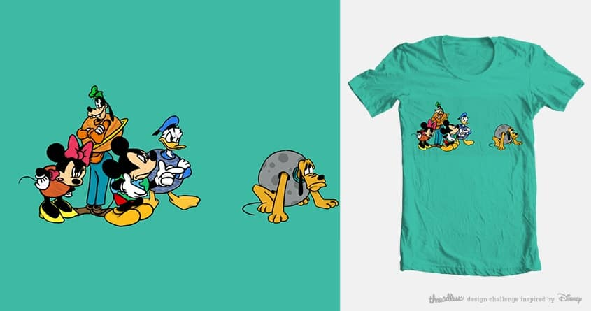 No Longer Part of the Group by DSanta123 on Threadless