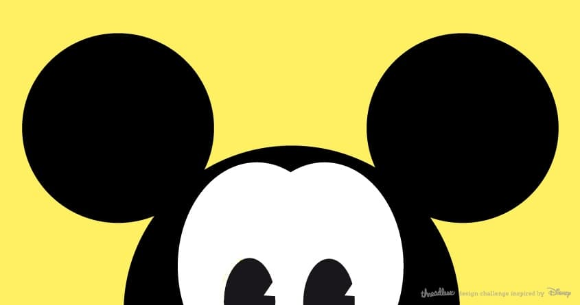 Compact Mickey by Tonus on Threadless