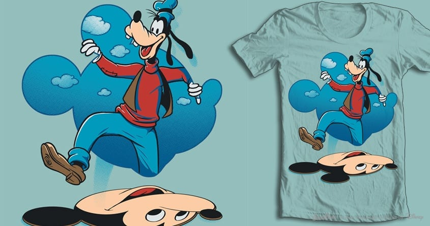 Mickey, Where are Youuu?! by RicoMambo on Threadless
