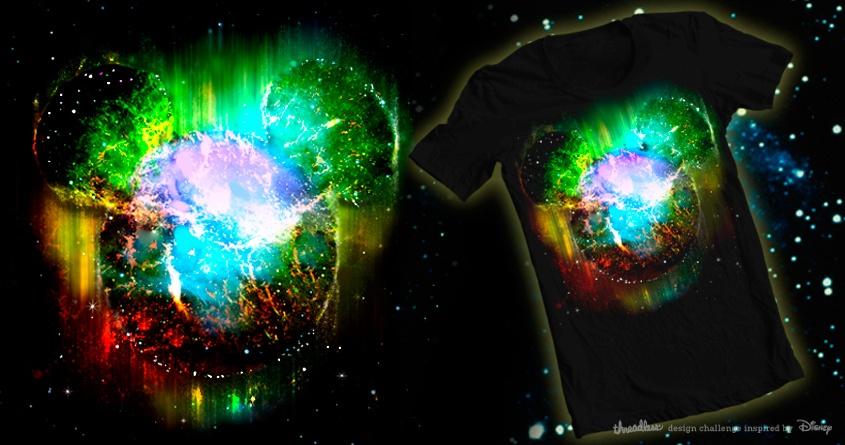 Nebula Codename M1K3Y by mecha-chiken on Threadless