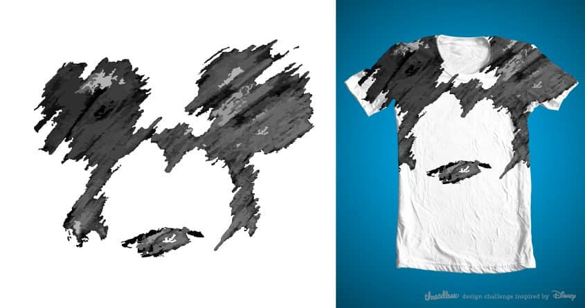 Distressed by pelitochulo on Threadless