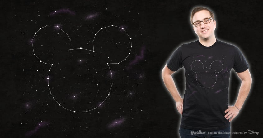 I found a star by Goto75 on Threadless