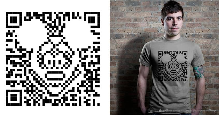 Scan for Magic by kimkong1014 on Threadless