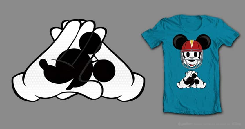 Jerry Mice by 22sugi on Threadless