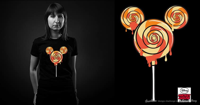 Mickeyliciouspop by kimkong1014 on Threadless