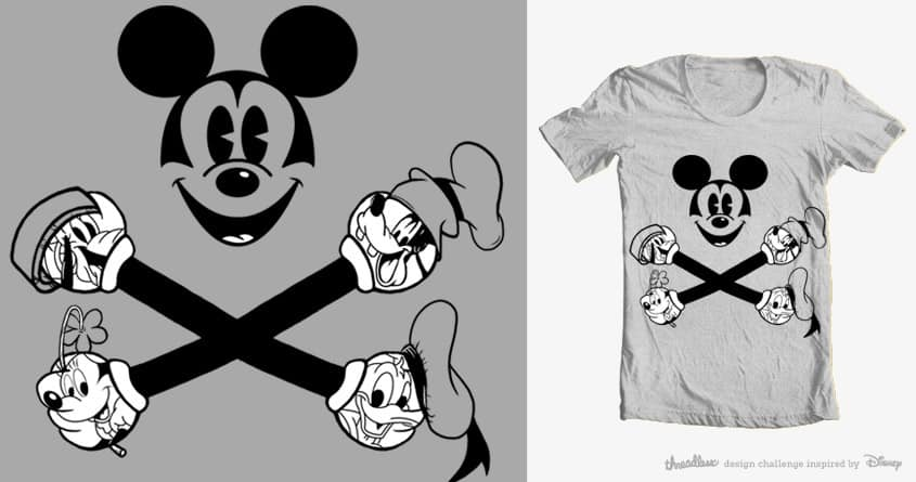 x mouse by aivanu2 on Threadless