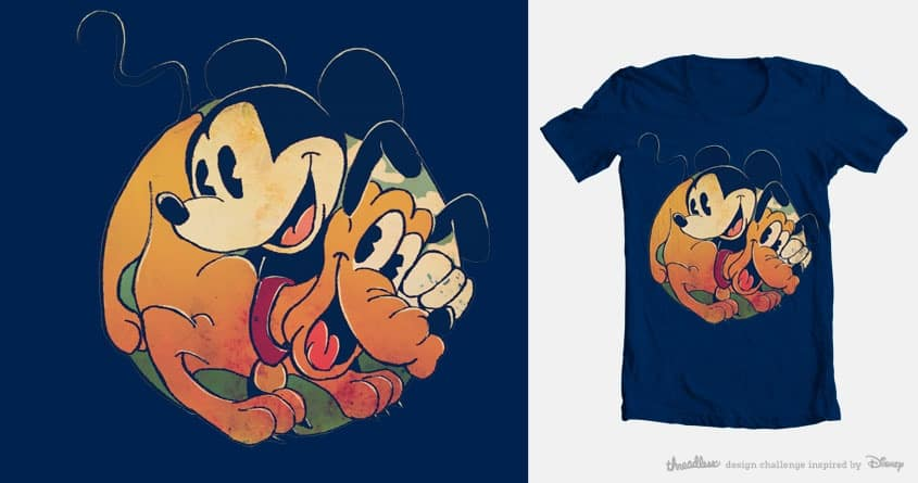 Mouse's Best Friend by christisocool on Threadless