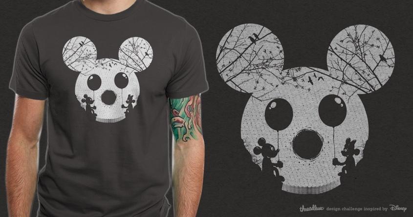 Mickey & Minnie by barmalisiRTB on Threadless