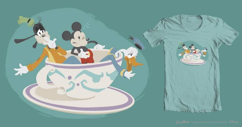 Spin, spin, whiiirl ... by redfalcon on Threadless