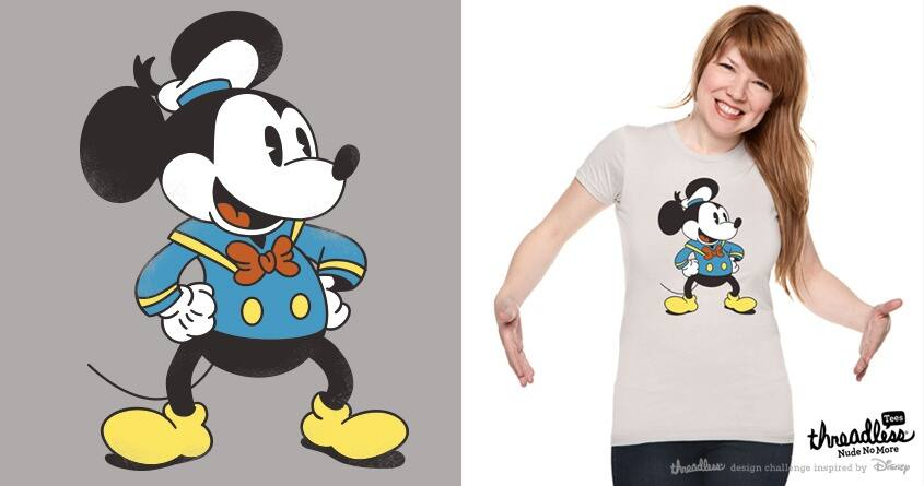 Mickey Fashion Emergengy by ppmid on Threadless
