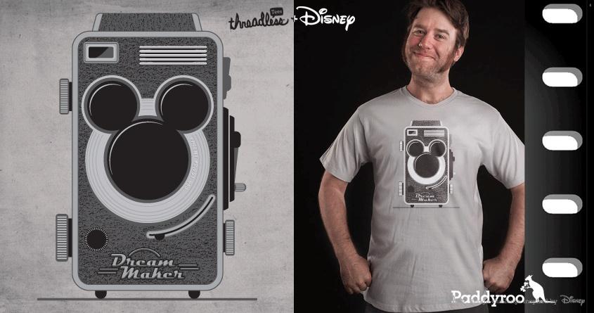 The DreamMaker Camera by emeryg on Threadless