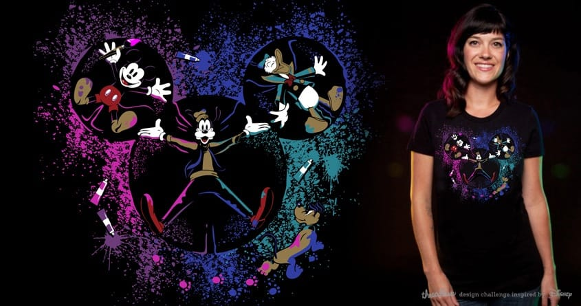 Together is More Fun by Graja on Threadless