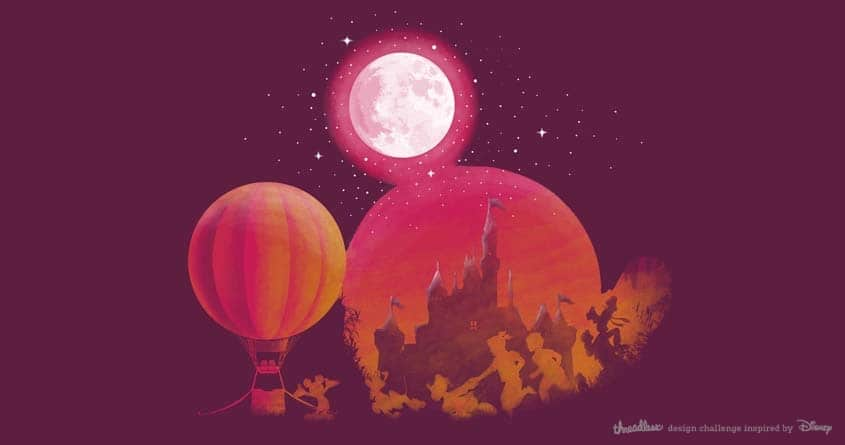 The Magical Adventures Will Begin! by rejagalu on Threadless