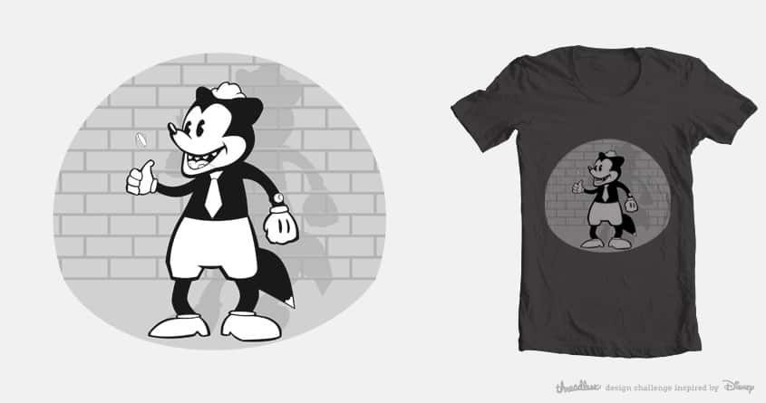 Mobster Mouse by Onion24 on Threadless
