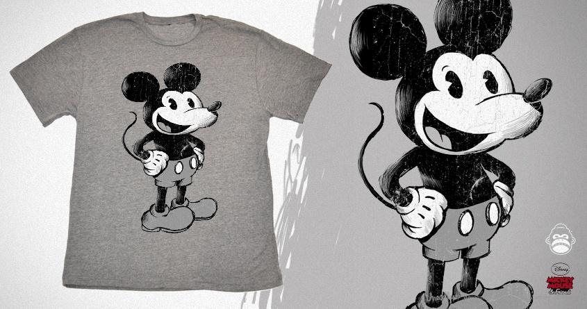 Mickey! by alexmdc on Threadless