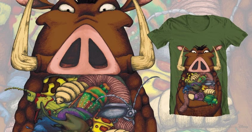 All You Can Eat by Imogen Smid on Threadless