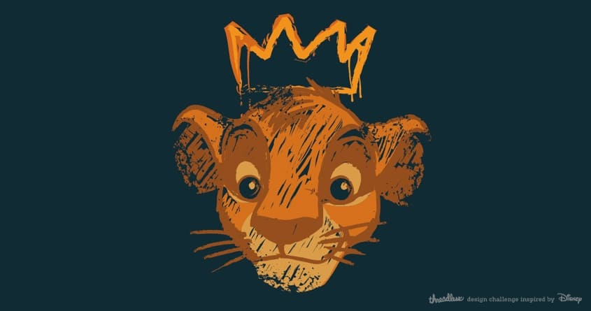 Future king by radiomode on Threadless