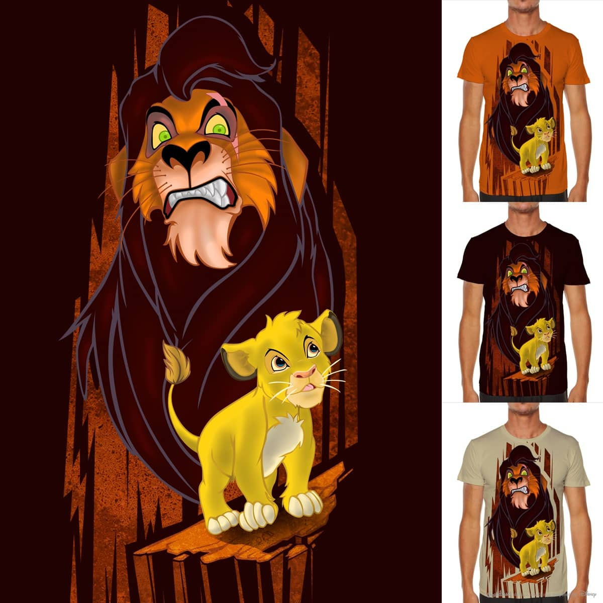 I will be the King by JohnthanFlores on Threadless