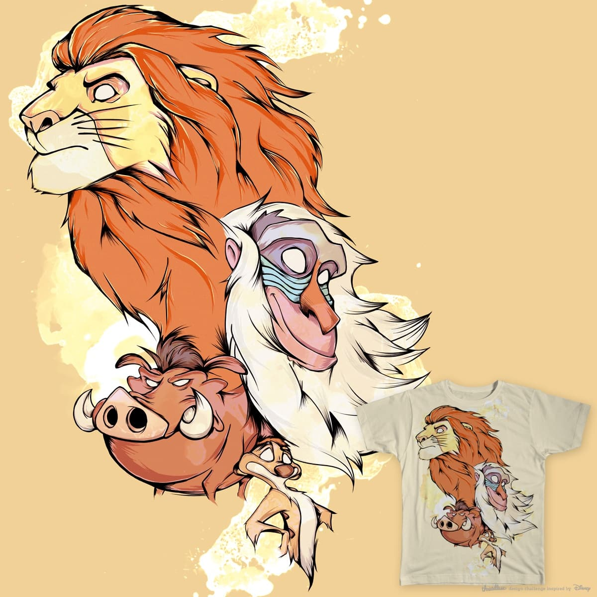 El rey  by PackoMora on Threadless