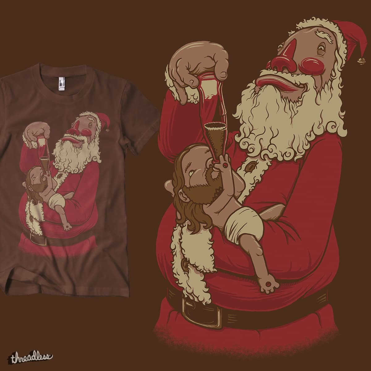 What is the meaning of Christmas? by Musarter on Threadless