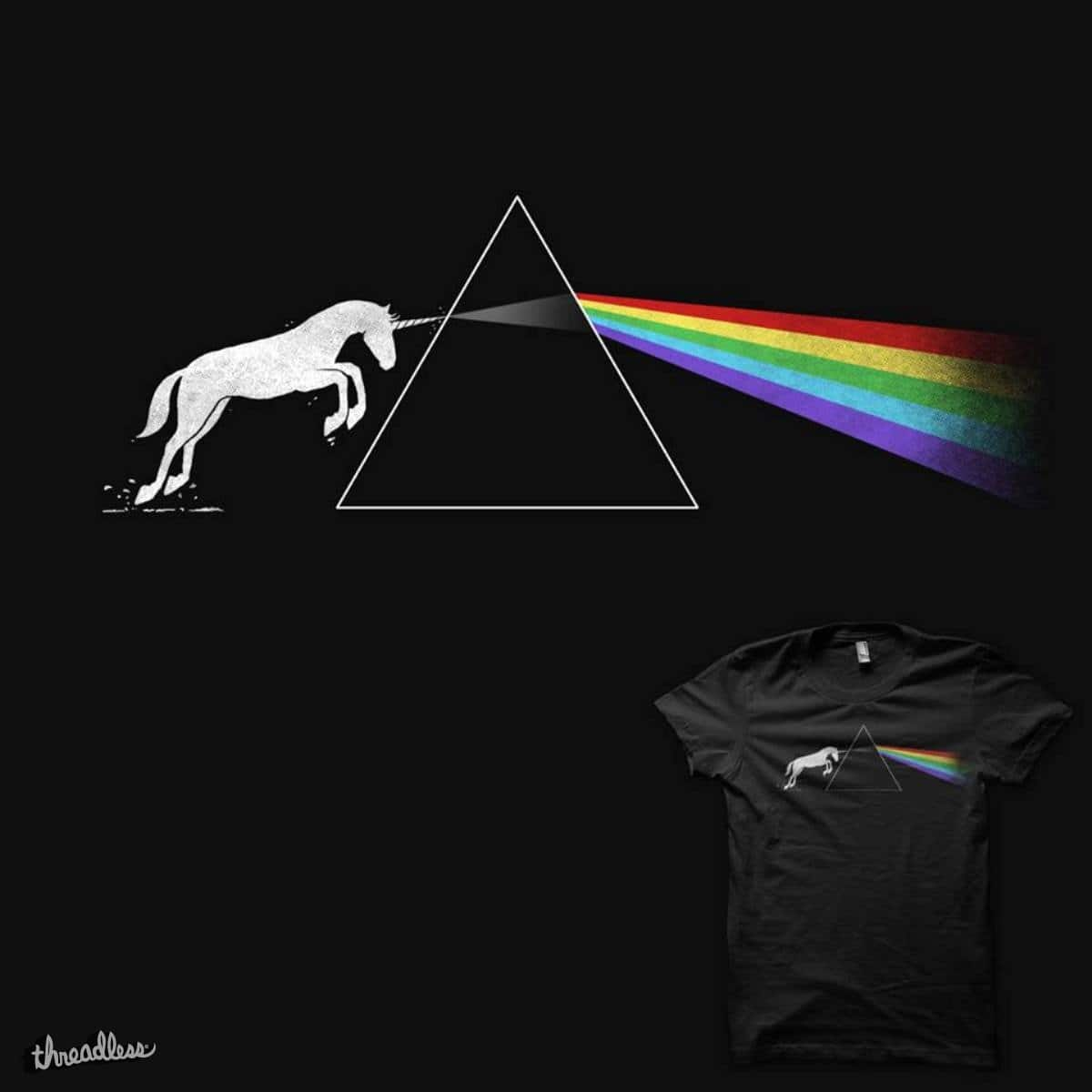 The Magical Side by Shadyjibes and triagus on Threadless