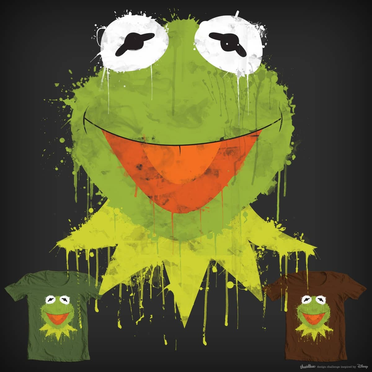La Frog by PolySciGuydisabled on Threadless
