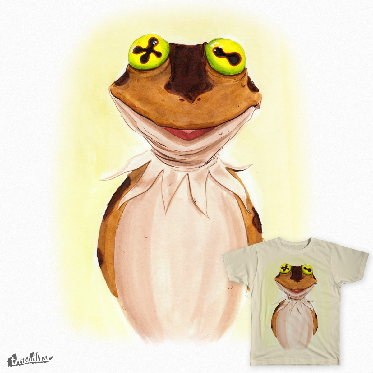 ALL GLORY TO THE MUPPETS by ARCADEO on Threadless