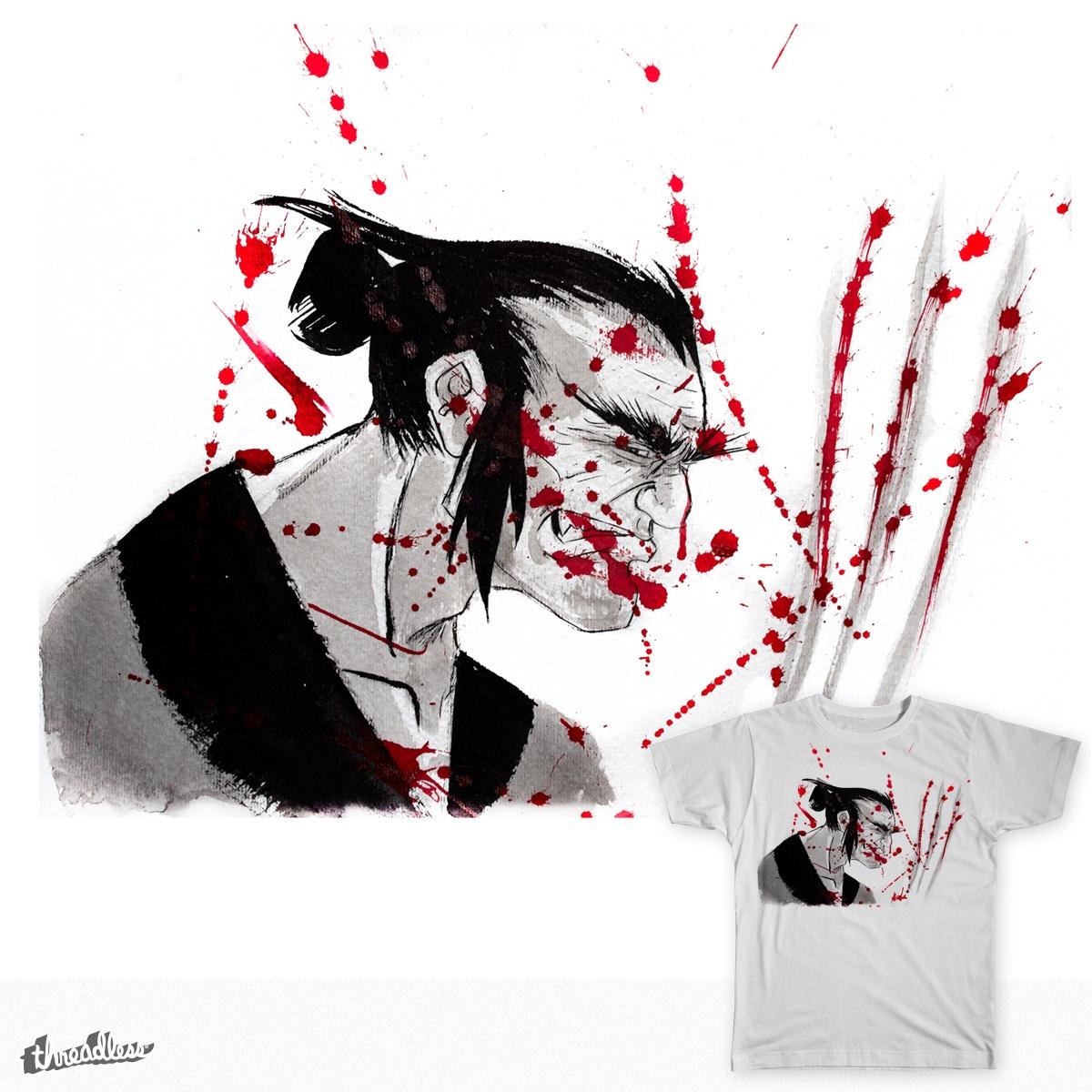 Berserker Ronin by ARCADEO on Threadless