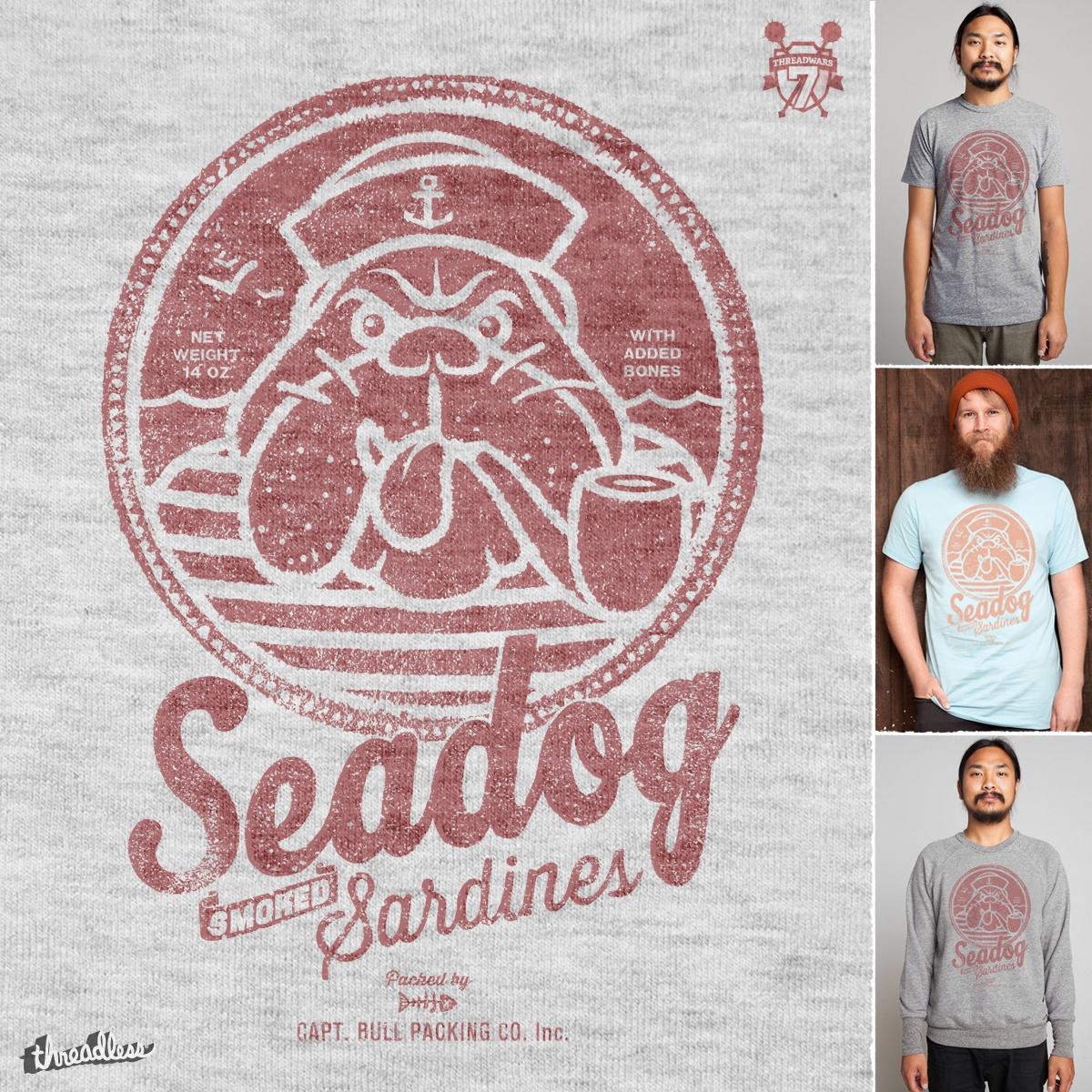 Seadog by v_calahan on Threadless