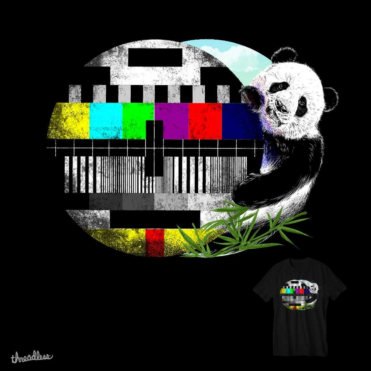 The Unexpected Channel by kooky love on Threadless